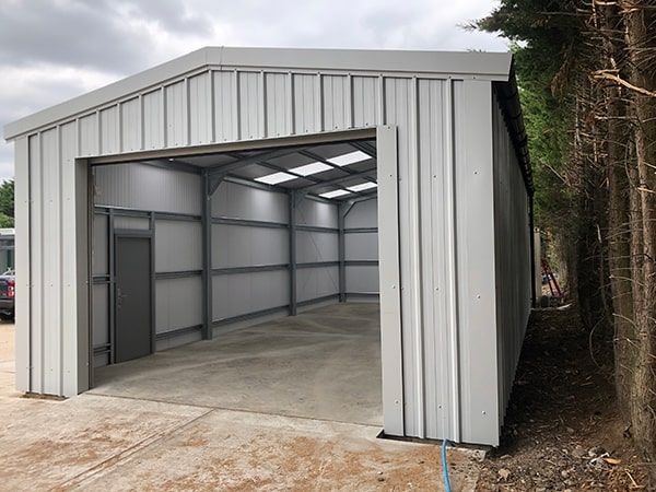 Anglo Storage Unit Completed