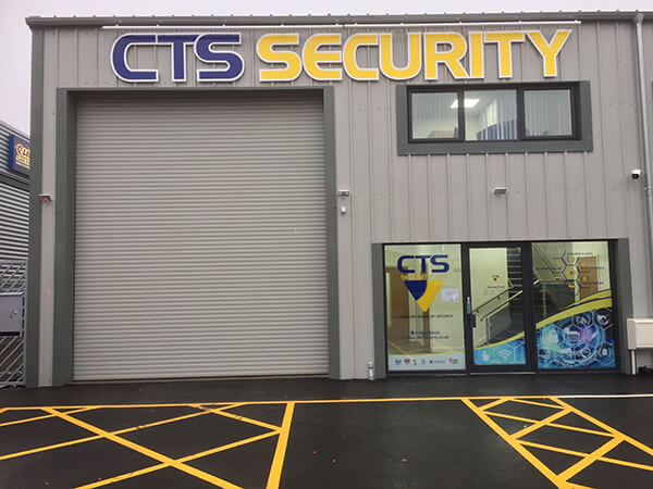 CTS Security Unit Completed