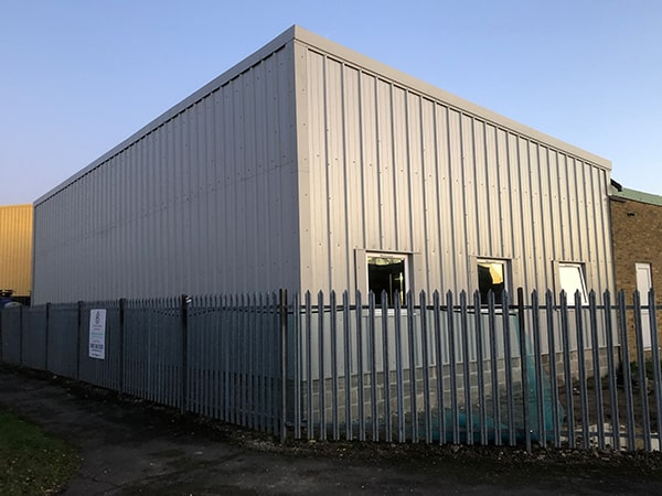 Smiths Aerospace Completed
