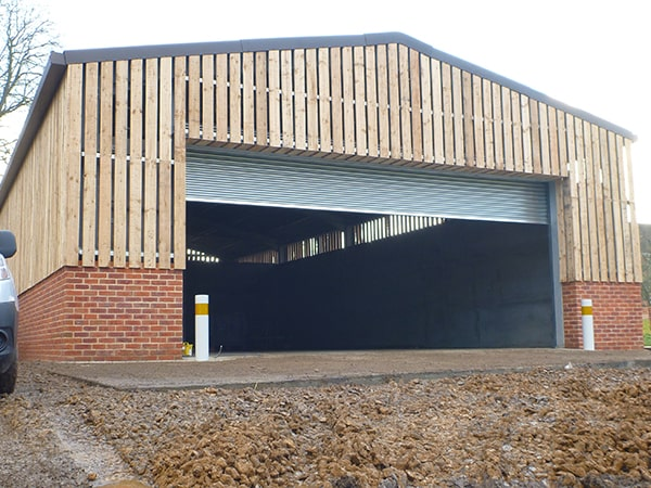 South Pickenham Biomass Boiler Building Completed