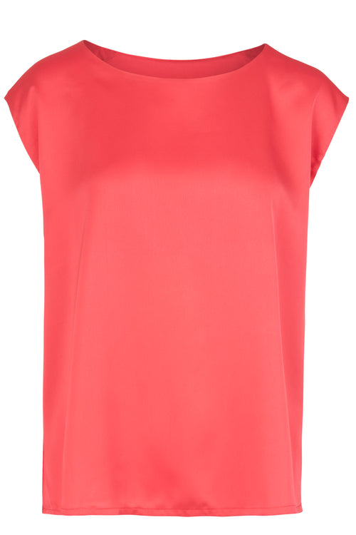 The Trapeze Top - Strawberry Crush