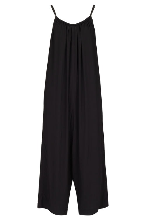 The Summer Jumpsuit - Black