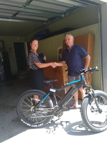 E-Bike New Zealand with free delivery