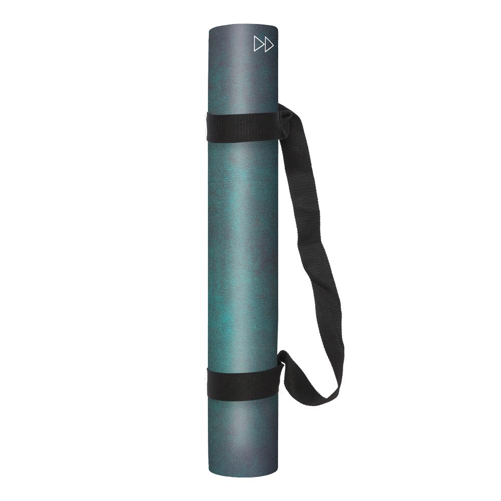 Combo Yoga Mat 3.5mm Aegean Green