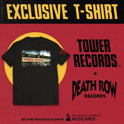 TOWER RECORDS + DEATH ROW