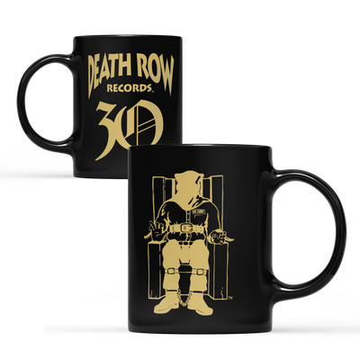 Death Row 30th Anniversary Coffee Mug