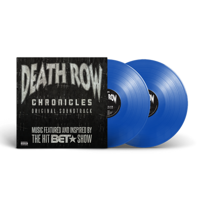 Death Row Chronicles Vinyl Blue