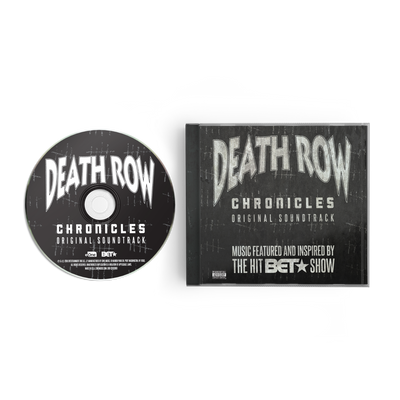 Death Row Chronicles CD