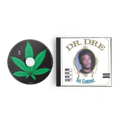 Dr Dre The Chronic CD