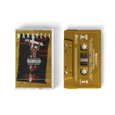 Makaveli The 7 Day Theory Cassette