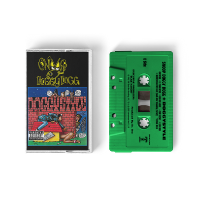 Snoop Dogg Doggystyle Cassette