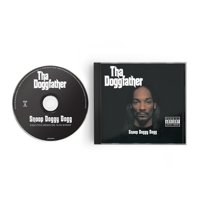 Snoop Dogg The Doggfather CD