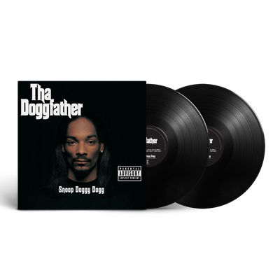 Snoop Dogg Tha Doggfather Vinyl