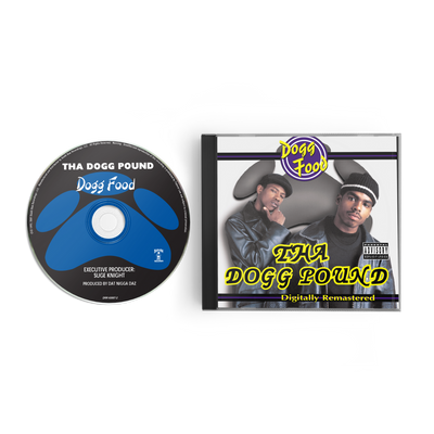 Tha Dogg Pound Dogg Food CD