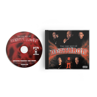 The Very Best of Death Row CD