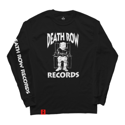 Death Row Records Long Sleeve Classic