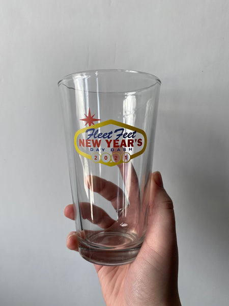NYDD 2021 Pint Glass