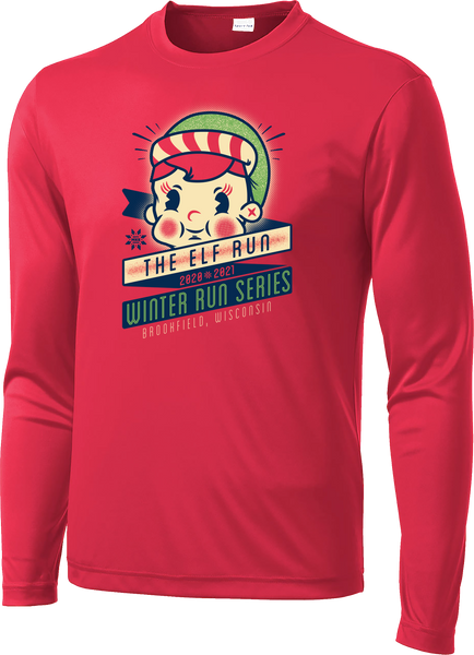 WRS Elf Run Participant Shirt 2020