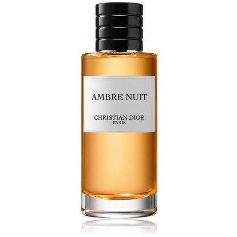 Ambre Nuit Christian Dior type perfume oil
