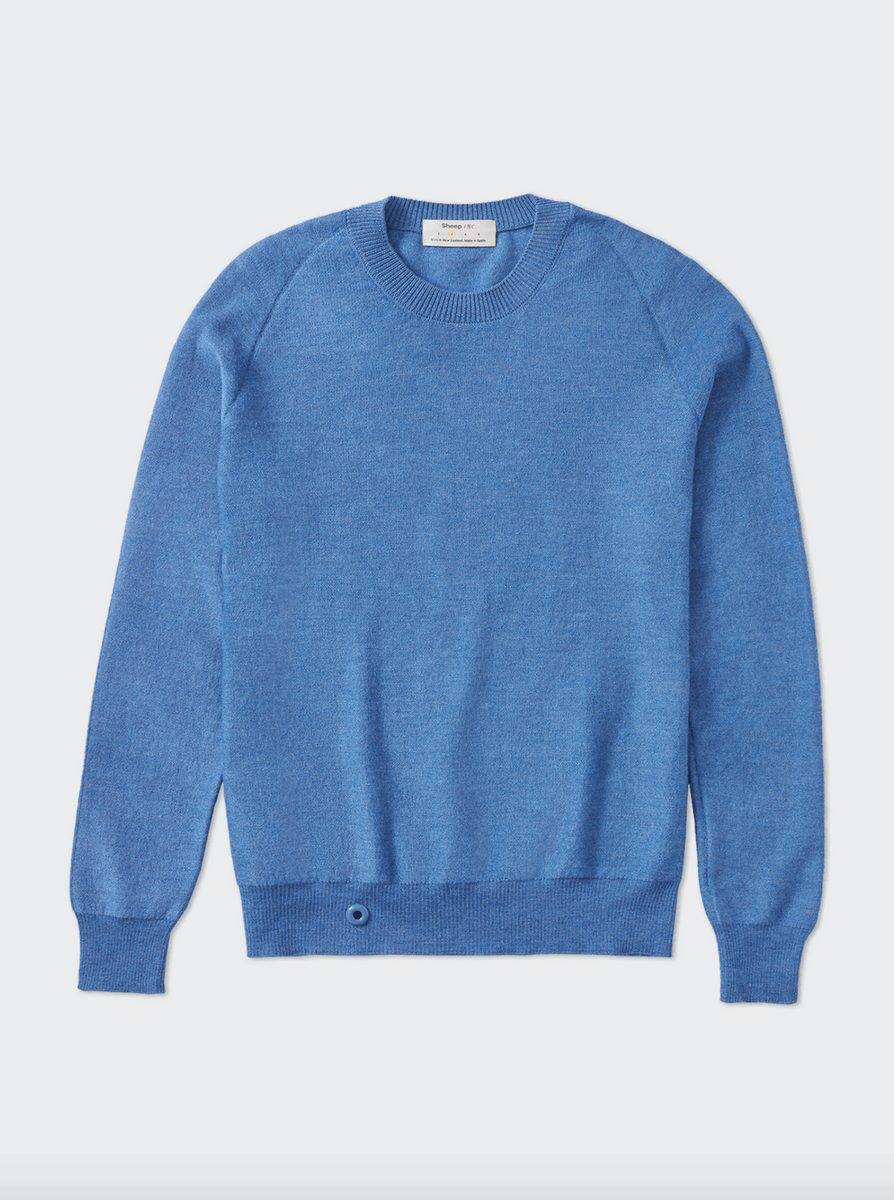 The Light Knit - Baltic Blue