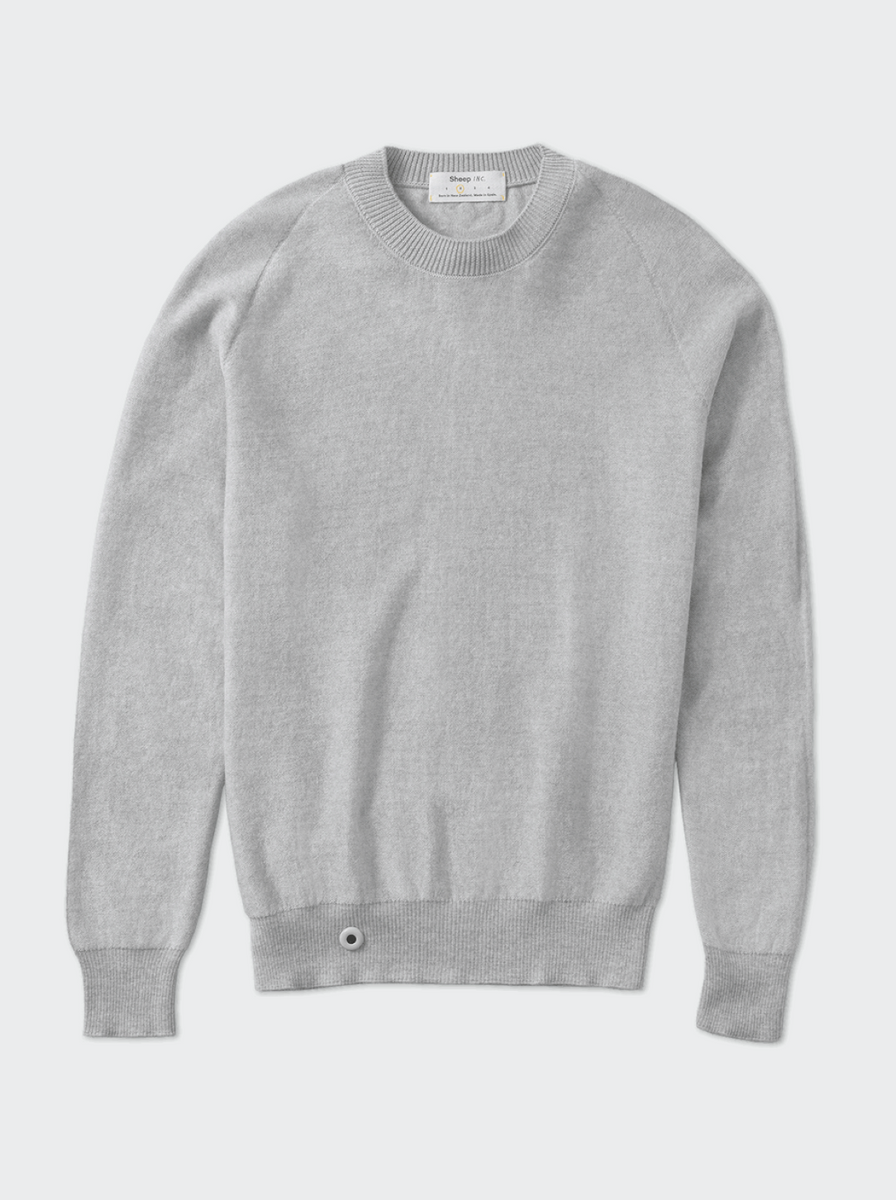 The Light Knit - Moon grey