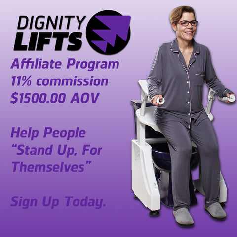 Dignity Lifts Affiliate Program - Health and Wellness