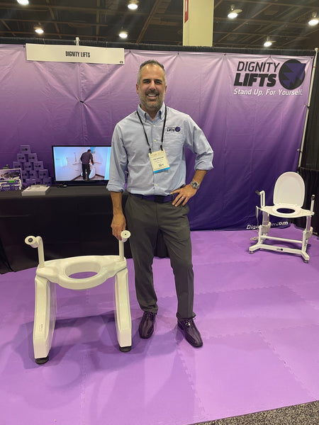 Dignity Lifts Trade Show Schedule
