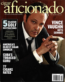 Cigar Aficionado features Kolikof Caviar