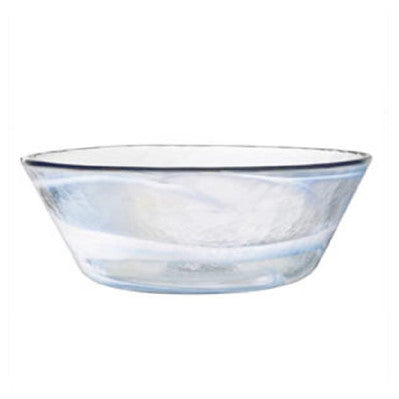 Kosta Boda Mine Bowl White Large