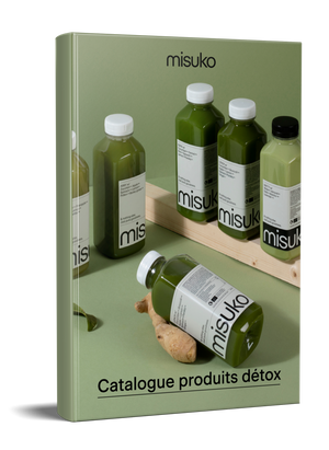 Detox products catalog
