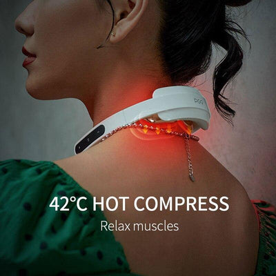 Smart Foldable Neck Massager - Massage OnTheGo