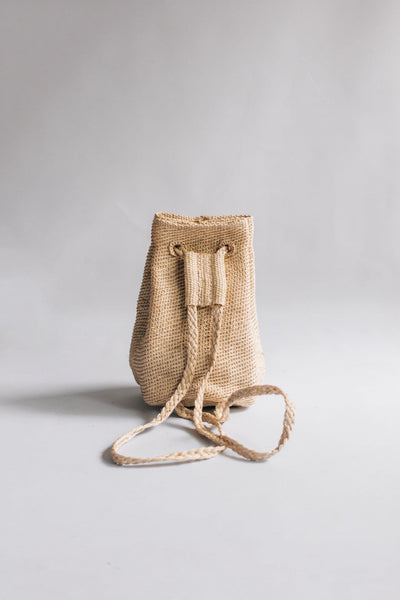 Backpack Huila Natural - MATAMBA Artesanal