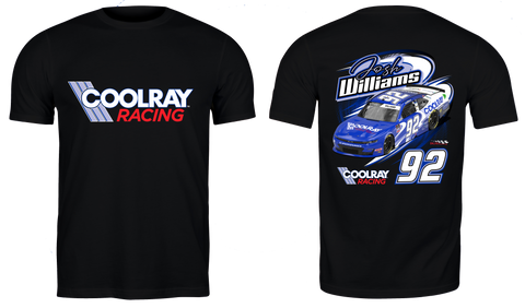 Josh Williams Coolray Racing T-Shirt