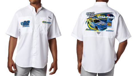 Josh Williams Star Tron / Star brite Solutions Columbia PFG Shirt