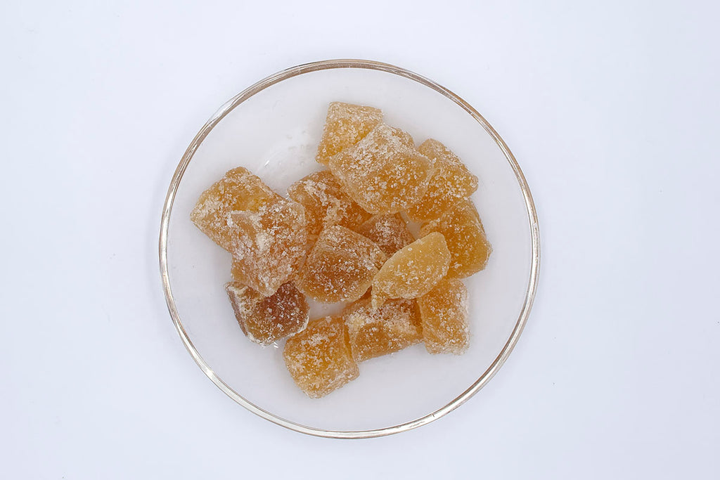 Organic Ginger Candy - Cubes
