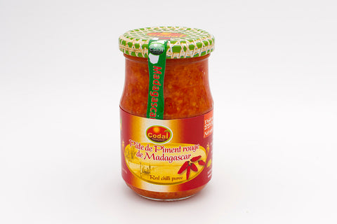 Red Malagasy Chili Sauce