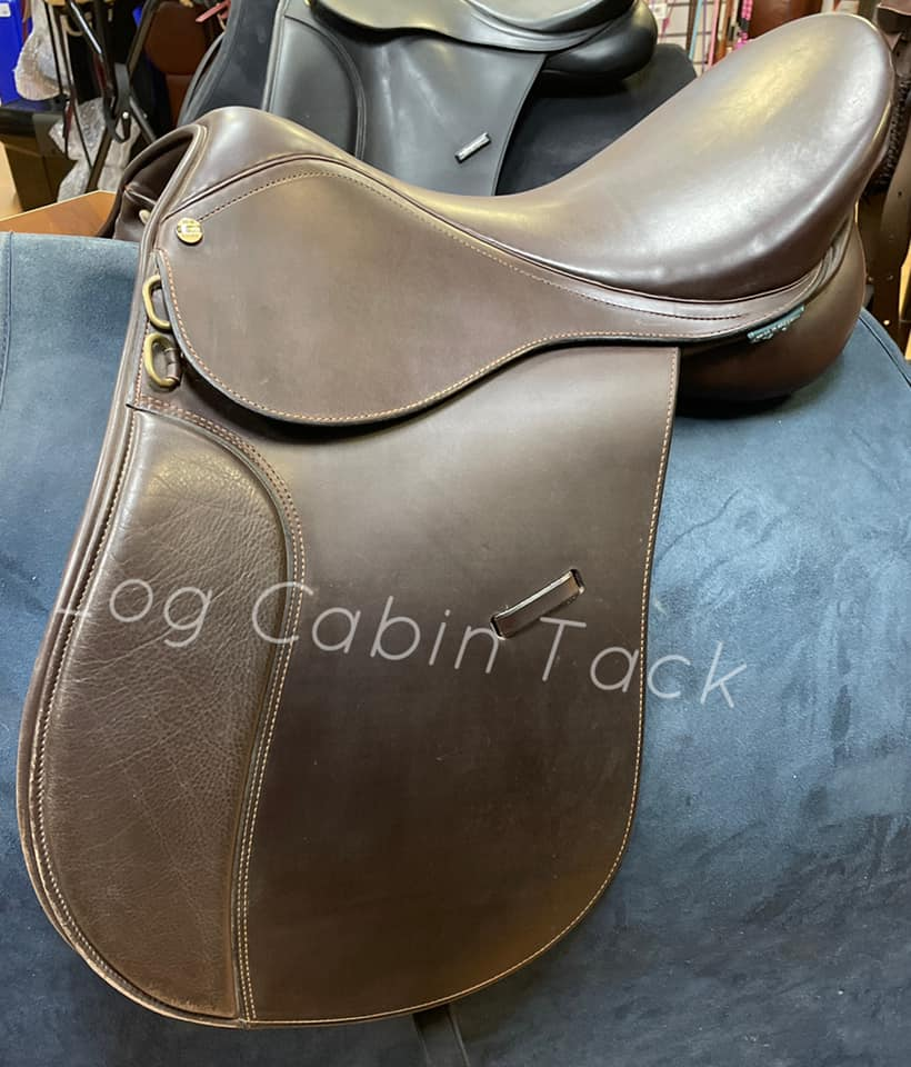 "Used 18.5"" HDR All Purpose Saddle"