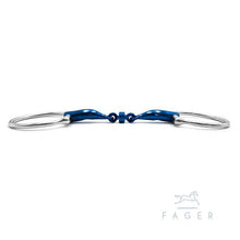 Load image into Gallery viewer, Fager Bianca Titanium Fixed Rings