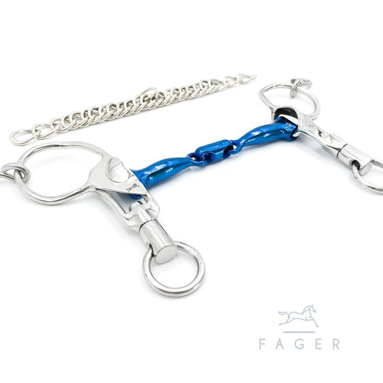 Fager Sabina Titanium Double Jointed
