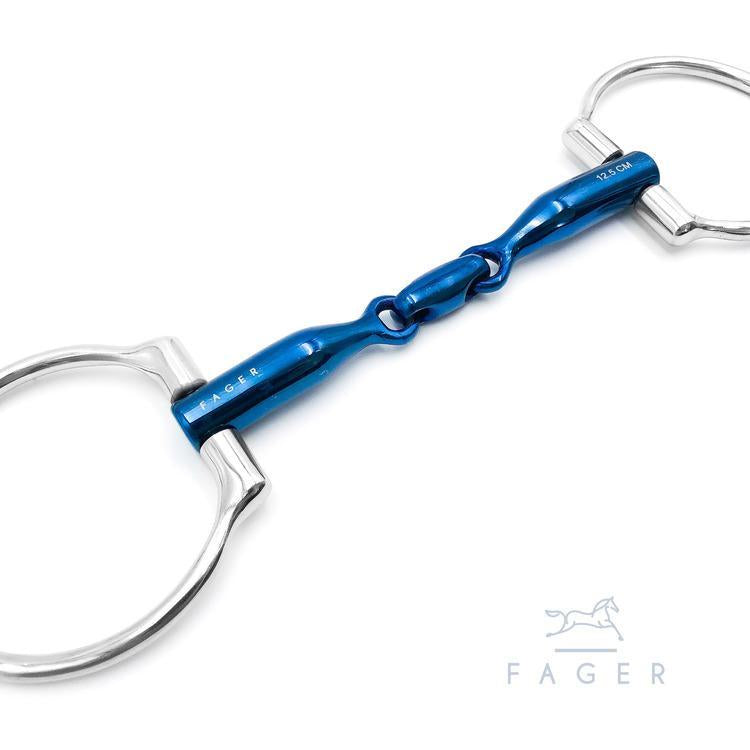 Fager Max Titanium Fixed Rings