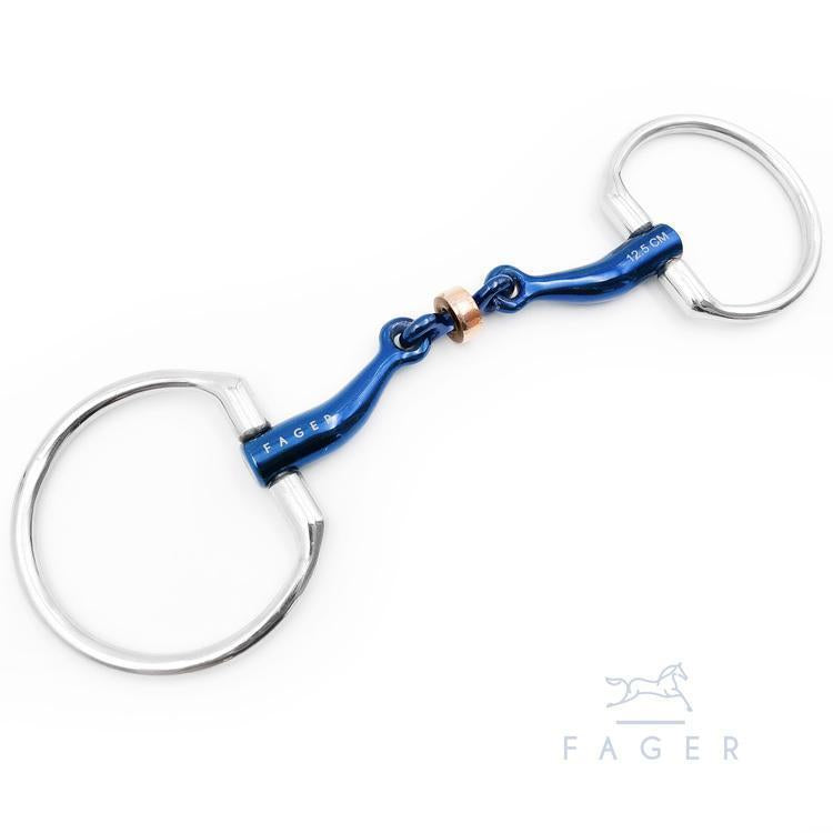 Fager Sally Titanium Fixed Rings