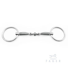 Load image into Gallery viewer, Fager Jacob Sweet Iron Bradoon Loose Ring