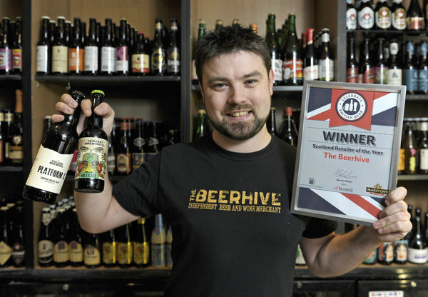 The Beerhive Edinburgh