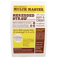 Mulch Master Shredded Straw