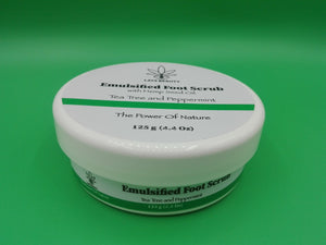Emulsified Foot Scrub 125g