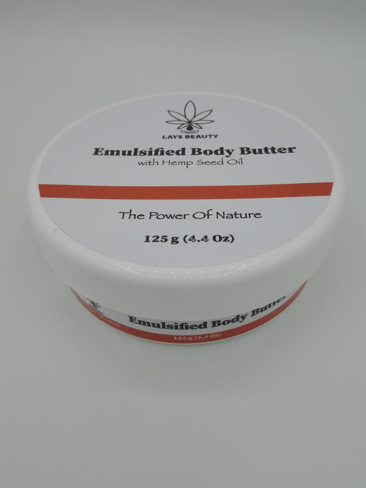 Load image into Gallery viewer, Emulsified Body Butter 125g