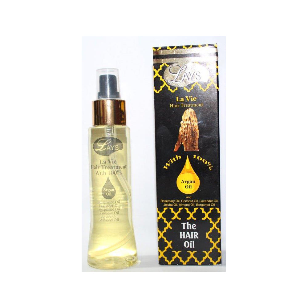 Lays Hair-Oil with Moroccan Argan Oil (100ml)