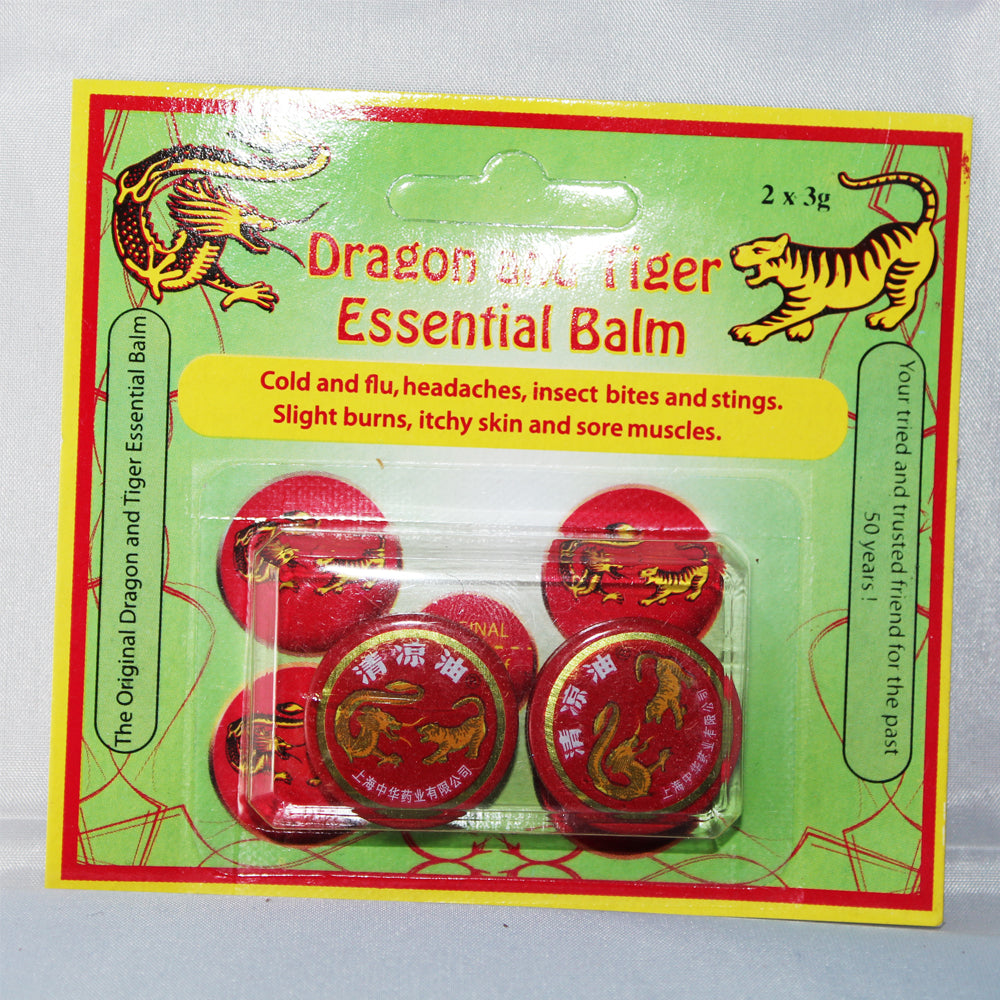 Load image into Gallery viewer, Tiger Balm (Blister) (2x3g)