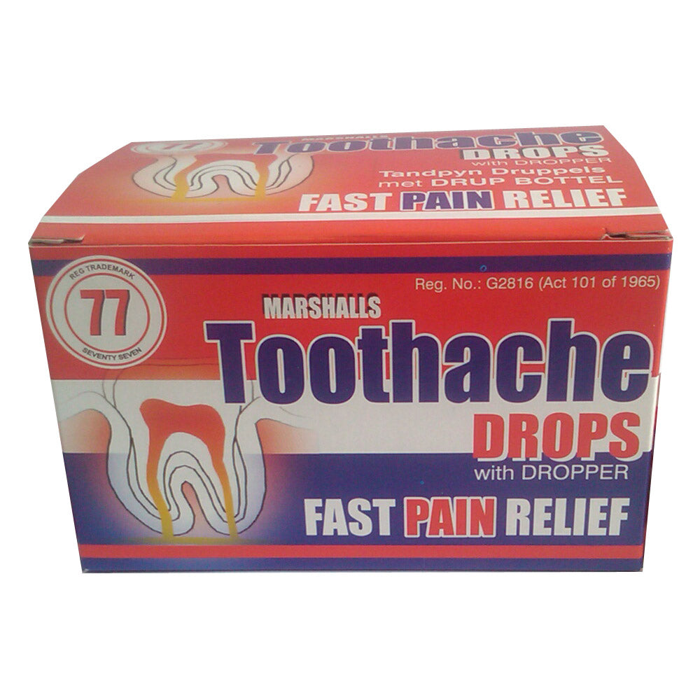 Toothache Drops (10ml)