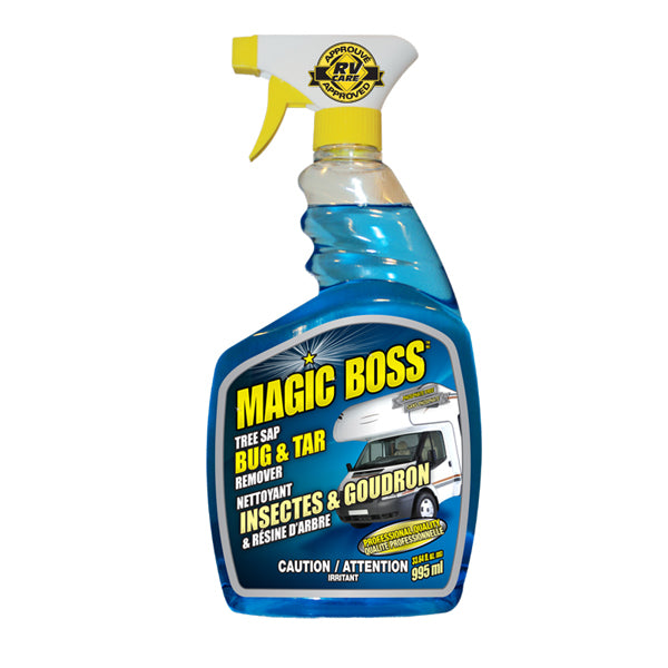 Nettoyant insectes & goudron 995ml Magic-boss
